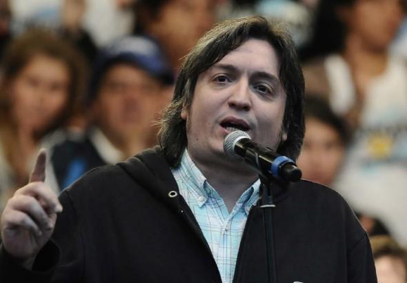 Máximo Kirchner tiene pólipos intestinales y continúa internado en sanatorio privado