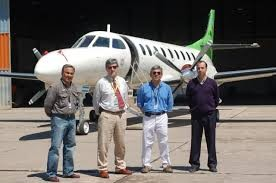 """Guillermo Dré: Hay que cambiar los aviones que tiene la provincia"""""""