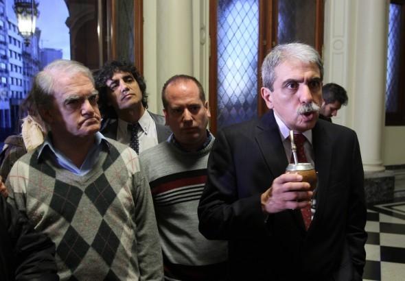 Aníbal Fernández :Se burló de la Corte y le pidió que solicite publicar