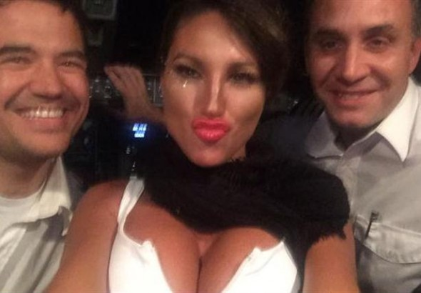 Vuelo del escándalo: procesaron a Vicky Xipolitakis y a los pilotos de Aerolíneas Argentinas