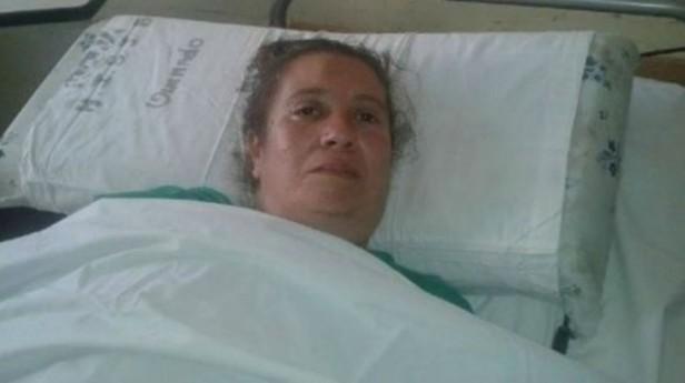 Un riojano fue detenido por la muerte de la mujer quemada en la calle