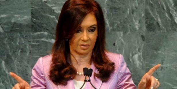 Tras el allanamiento al Banco Central CFK explotó en twitter