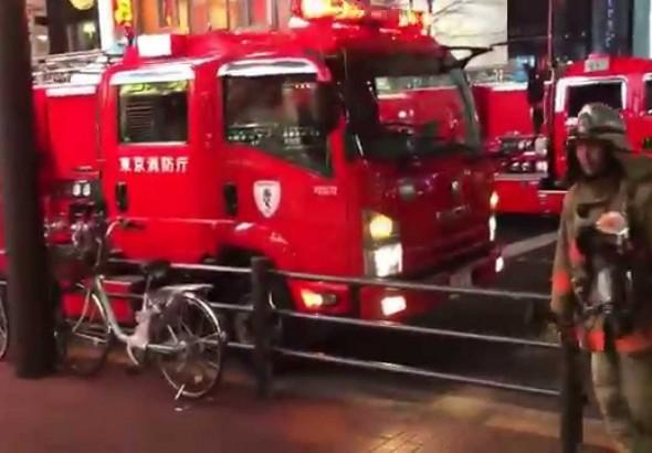 Insólito: un bombero japonés iniciaba incendios para no perder su trabajo