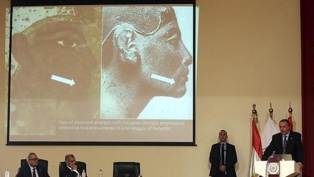 Egipto, seguran en un 90%, que existe una habitación secreta en la tumba de Tutankamón