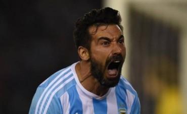 Argentina y Brasil empataron 1 a 1 en el Monumental