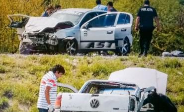 Una mujer muerta y varios heridos en fatal accidente en la ruta 38