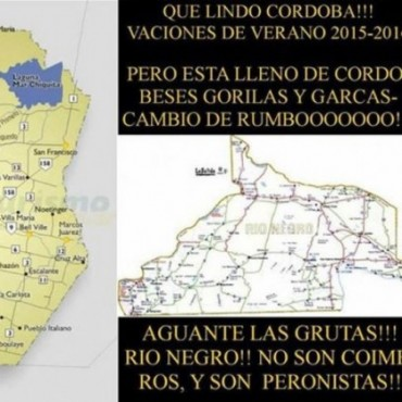 Campaña de militantes K convoca a no vacacionar en Córdoba