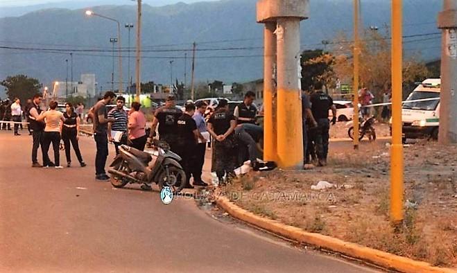 Siniestro vial fatal en el sur de la Capital