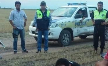 Una narco avioneta lanzó 150 kilos de marihuana en una finca de La Ramada Tucumán