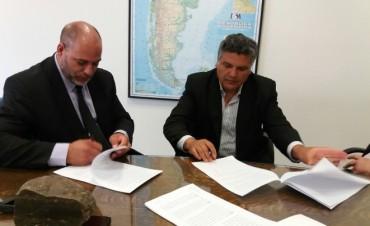 Convenio de cooperación entre Minería y el Colegio Argentino de Ingenieros en Minas