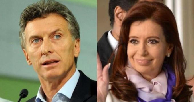 Macri y Cristina recordaron a Fidel