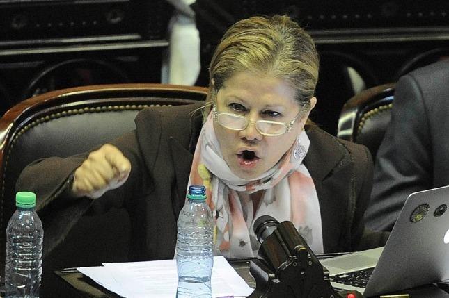 "Graciela Camaño polémica: pidió que Aranguren y Caputo ""vayan presos"""