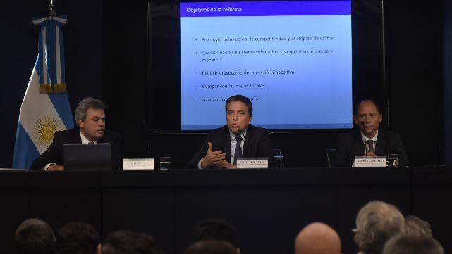 Los principales puntos de la reforma tributaria