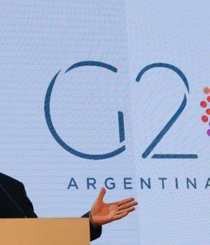 Macri asumió la presidencia del G20