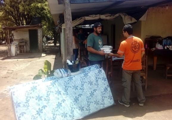 Defensa Civil realiza análisis de riesgo en Monte Redondo