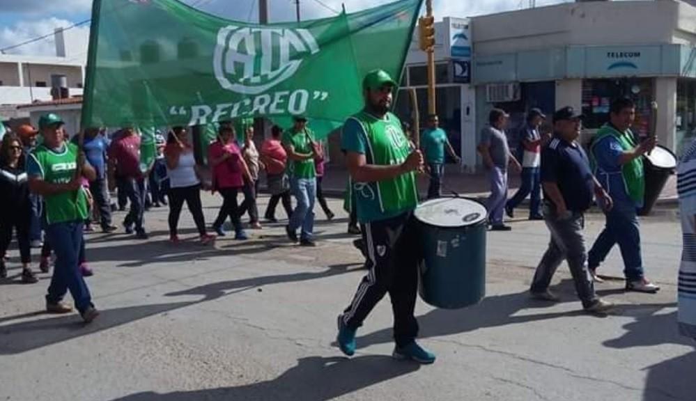 Municipales de Recreo continúarán el paro, pero sin movilización