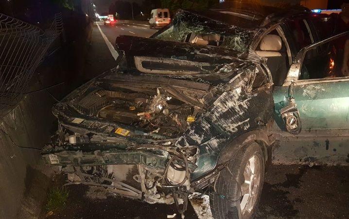 Imputaron a Alfredo Olmedo por choque y muerte en la autopista Dellepiane