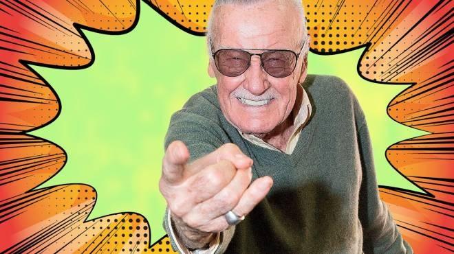 A los 95 años falleció Stan Lee, creador del Hombre Araña y padre de Marvel