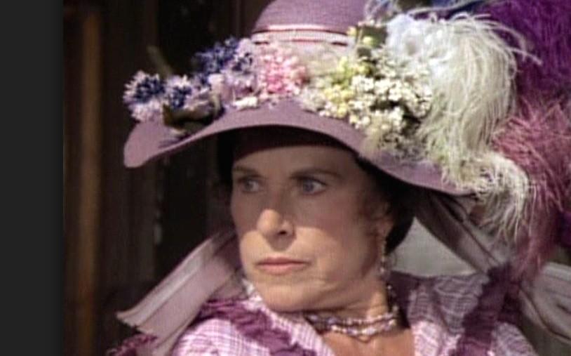 Murió la Señora Oleson de la serie