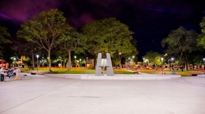 Hoy inauguran la remodelación de la Plaza Virgen del Valle