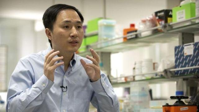 Chino creó los primeros bebés por edición genética