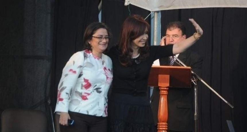 Corpacci : CFK es una mujer Maravillosa