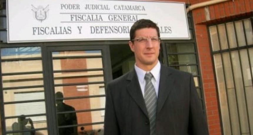 Si mi madre se muere los usurpadores y el Fiscal Víctor Figueroa serán los responsables