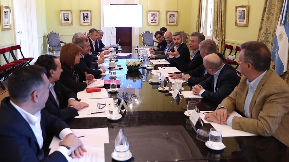 Garavano dijo que Macri le pidió a su gabinete máxima colaboración en la transición de gobierno