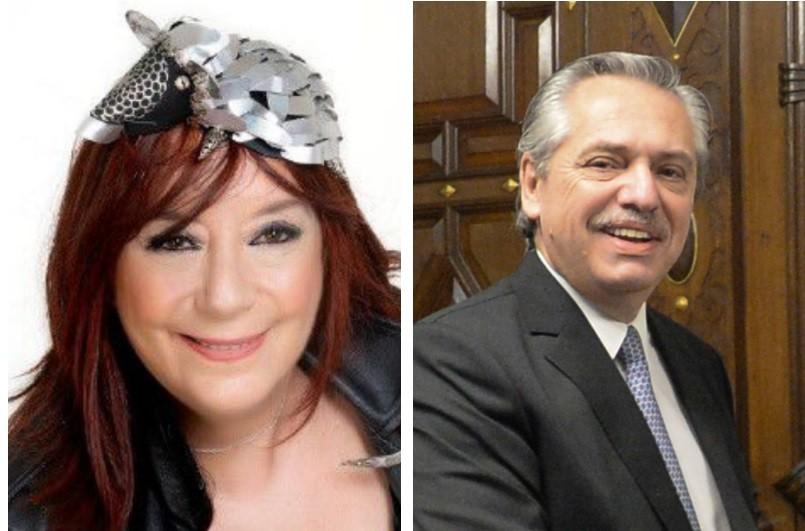 Ludovica aseguró que el nuevo Presidente enfrentará una manifestación popular inédita
