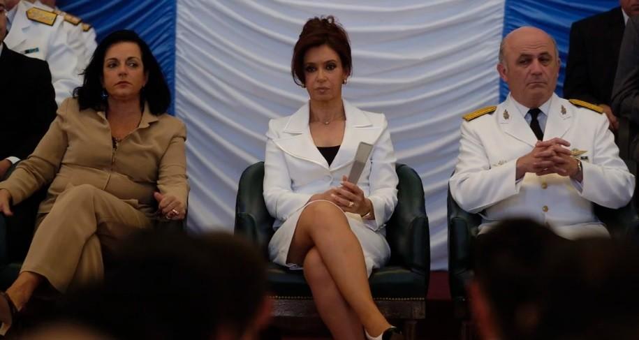 Indemnizaron a Marcelo Toulemonde, el oficial de la Armada retirado por una crítica de su mujer a Cristina Kirchner