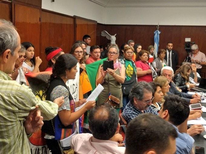 La Universidad Nacional de Tucumán rechazó el proyecto minero de Agua Rica