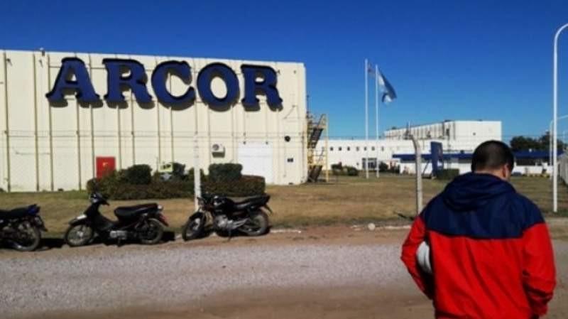 La planta Arco de Recreo paralizó su producción