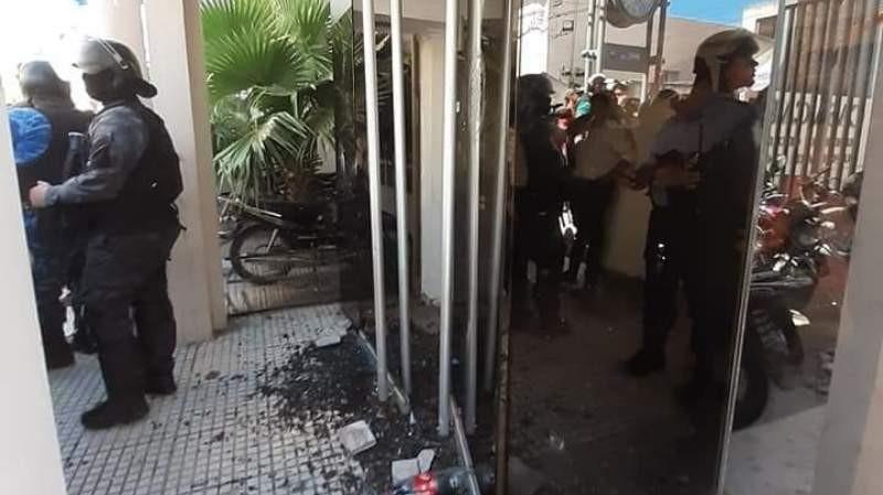 Violentos del SOEM fueron identificados por las cámara