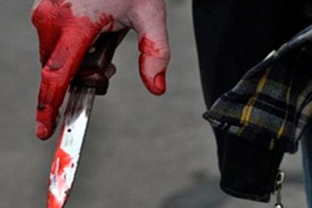 Pelea sangrienta: Un joven fue apuñalado en el barrio Santa Lucía