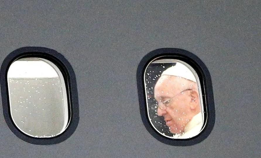 Pregúnteselo al Padre Eterno, dijo el Papa consultado sobre cuándo viajará a Argentina