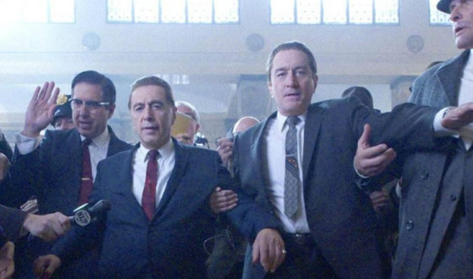 Lo nuevo de De Niro y Al Pacino llega a Netflix