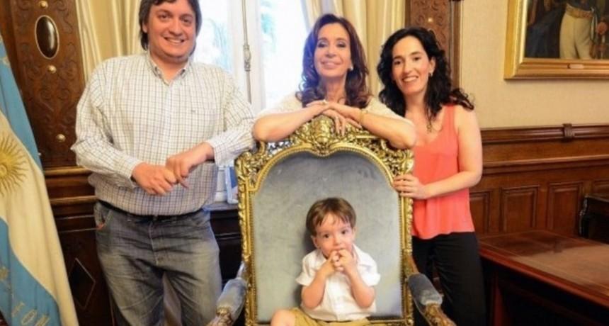 Rocío García, exnuera de Cristina Kirchner, blanqueó en las redes su relación con su Novia