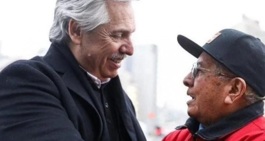 Alberto prometió medicamentos gratis para los jubilados y pensionados