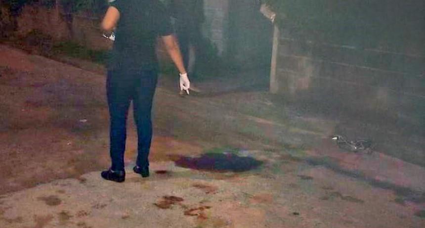 Un joven murió de una puñalada