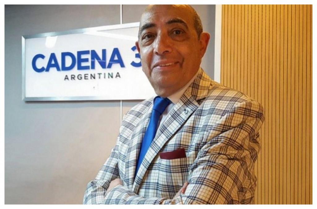 Murió Mario Pereyra, histórico director y conductor de Cadena 3