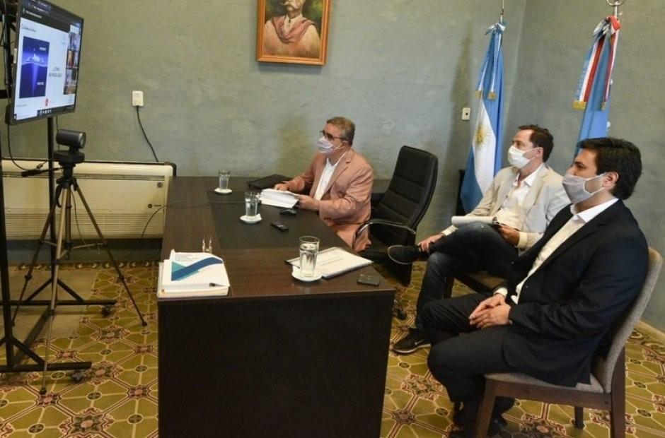 Presentan plan de ciberseguridad y ciberdelito provincial