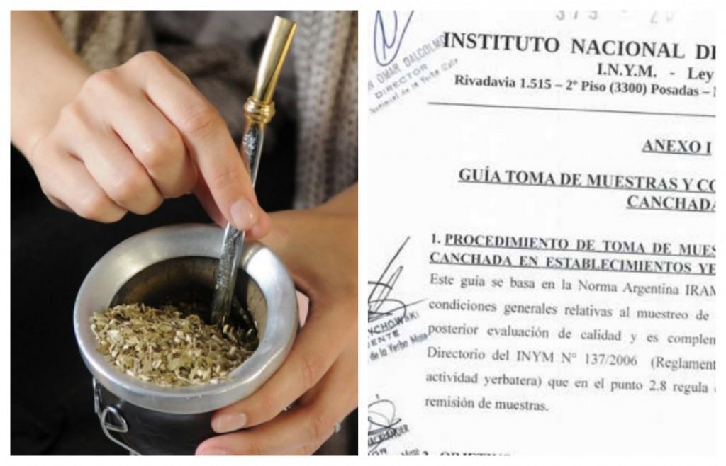 Insólito: el Gobierno regulará la cantidad de palos y polvo que puede tener la yerba