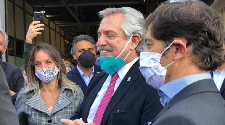 Alberto Fernández sigue aislado y el jueves se realizará el segundo hisopado
