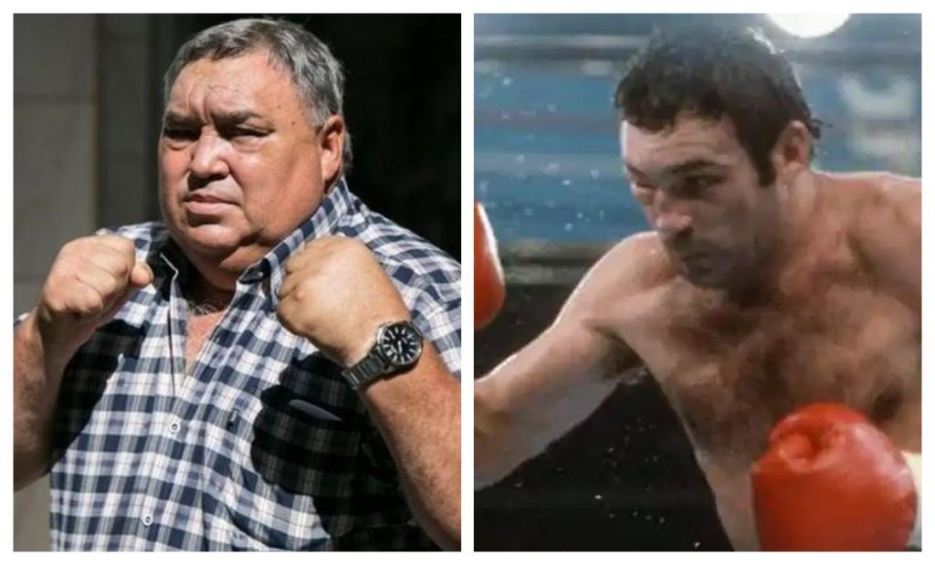 Dolor en el mundo del boxeo: murió Martillo Roldán por coronavirus