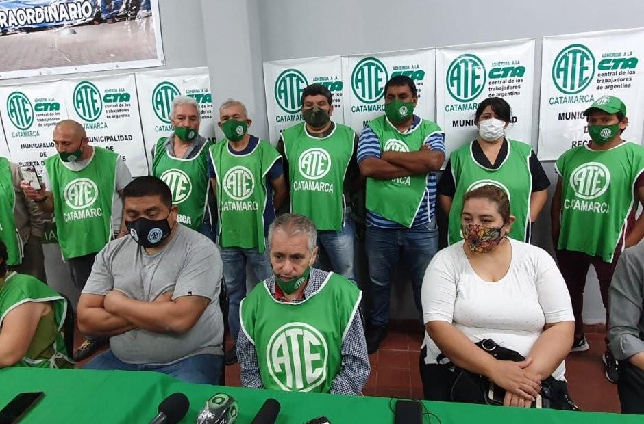 El FUSSI intimó al Gobierno a reabrir la discusión salarial