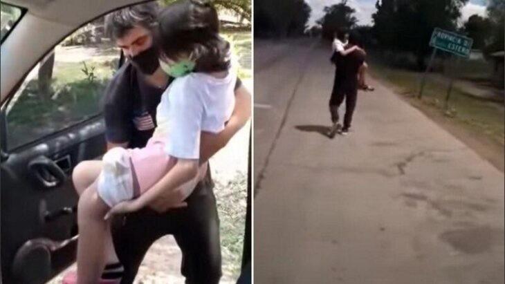 Santiago del Estero: Abigail debió ser internada de urgencia tras sufrir una descompensación