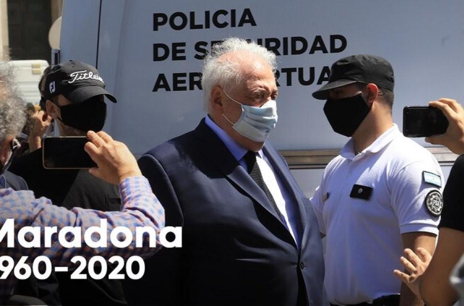 Ginés González García y el repunte de contagios por la masiva despedida: