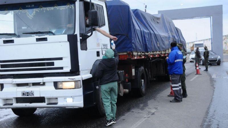 Policías detectan a una menor boliviana que ingresaba de forma irregular a la provincia