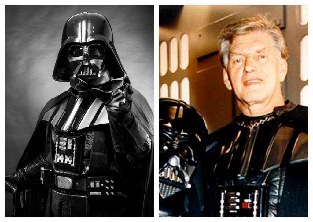 Star Wars: murió Dave Prowse, el actor que interpretó a Darth Vader en la trilogía original