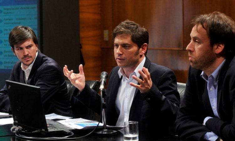 """Axel Kicillof, en el """"top 3"""" de los gobernadores con sueldo más alto de la Argentina"""